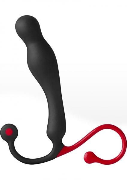 Eupho Syn Silicone Male G-Spot Stimulator Black/Red