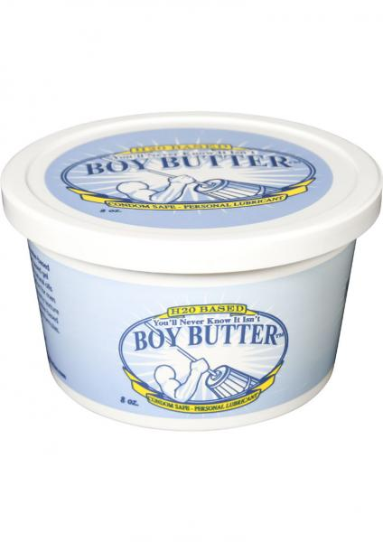 Boy Butter Water Based Lubricant 8 Ounce