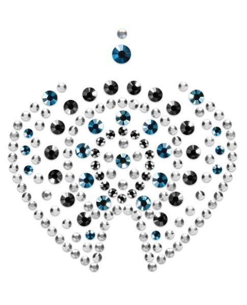 Flamboyant Skin Body Jewelry Black Silver