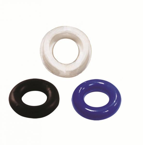 Donut Rings 3 Pack