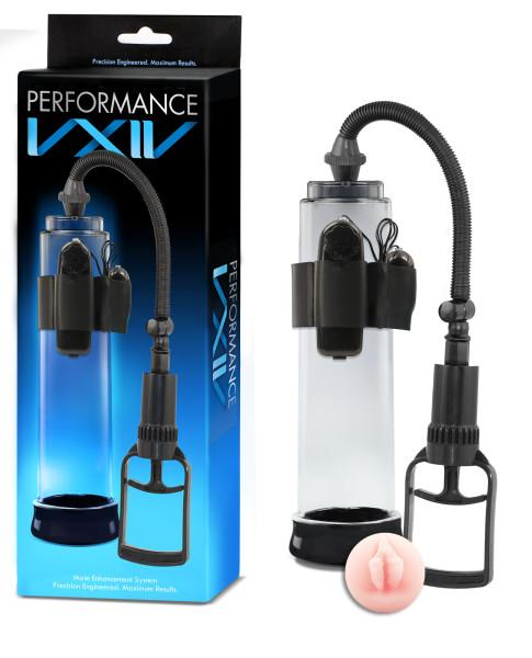 Performance VXIV Male Enhancement Pump Clear