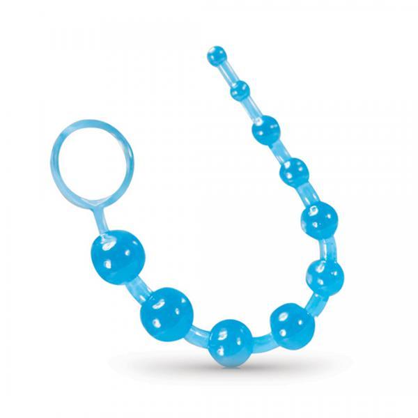 Basic Anal Beads Blue