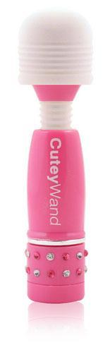 Cutey Wand Pink Micro Massager
