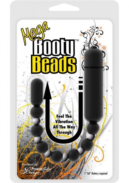 Mega Booty Beads - Black