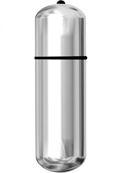 Ultimate Power Bullet Waterproof 12 Inch Silver
