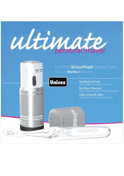 Ultimate Personal Shaver