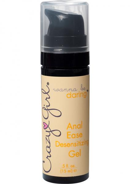 Wanna Be Daring Anal Ease Desensitizing Gel