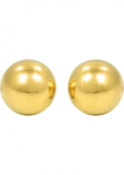 Crazy Girls Wanna Be Excited 24K Golden Pleasure Balls