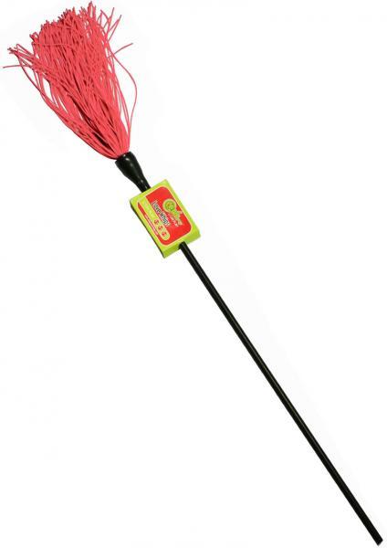 Whip Smart Tickler 18 Inch Kinky Pink