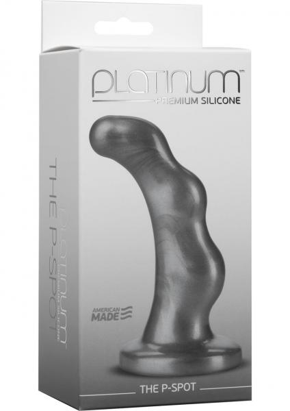 Platinum P-Spot Massager Charcoal