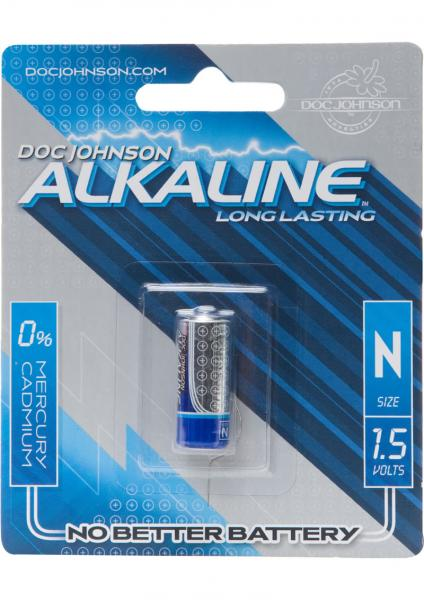 Doc Johnson Alkaline Battery N 1 Pack
