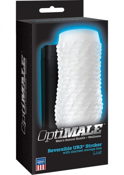 Optimale Reversible UR3 Stroker With Box Link Sleeve White