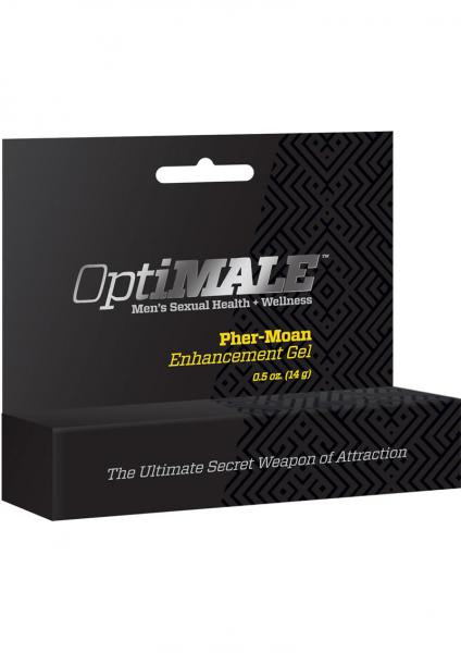 Optimale Pher-Moan Enhancement Gel .5 Ounce
