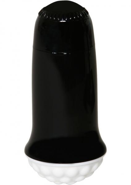 Harmony Twin Souls Yin Vibrator Waterproof 3.5 Inch Black