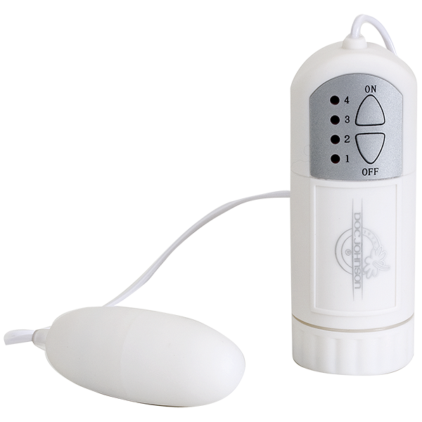 White Nights Bullet Vibrator And Controller