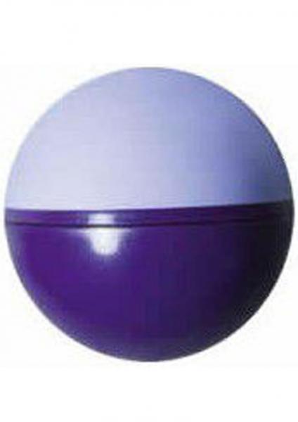 Pleasure Ball Ultimate Massager 3 Speed Push Button Waterproof Purple