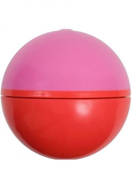 Pleasure Ball Ultimate Massager 3 Speed Push Button Waterproof Pink