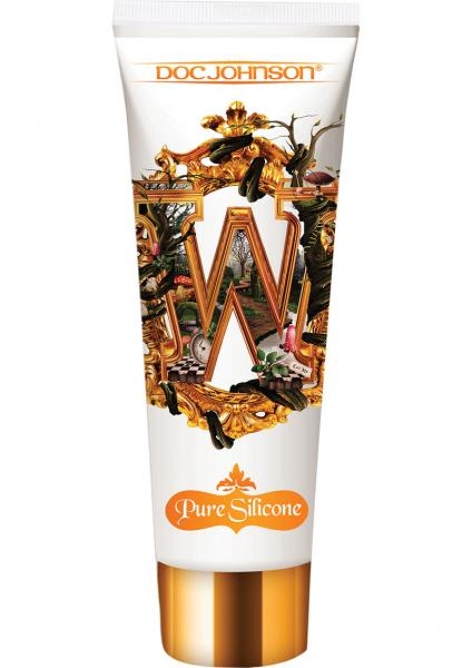 Wonderland Silicone Base Personal Lube 4 Ounce