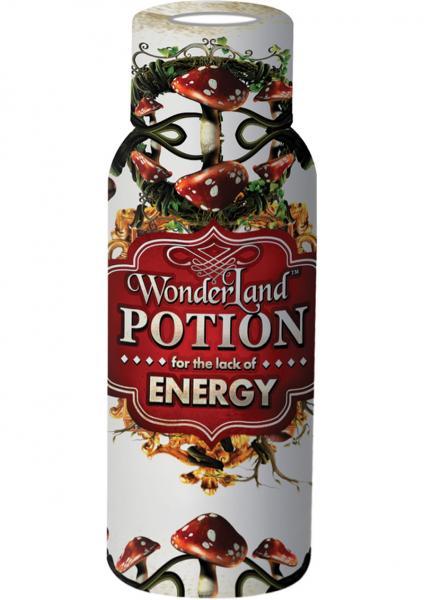 Wonderland Potion Sexual Energy Drink 48 Bottles Per Case