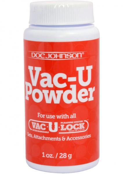 Vac U Lock Powder Lubricant