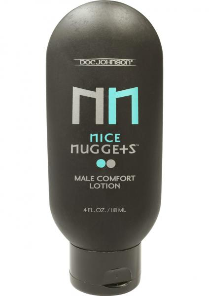 Nice Nuggets Male Comfort Lotion 4 Ounce Bulk