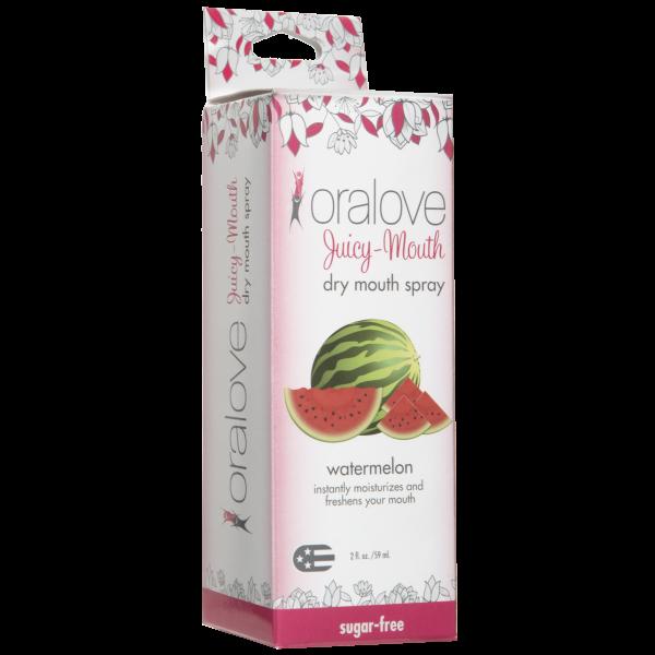 Oralove Juicy Dry Mouth Spray Watermelon 2oz