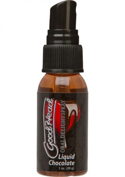 Goodhead Oral Delight Spray 1oz - Chocolate