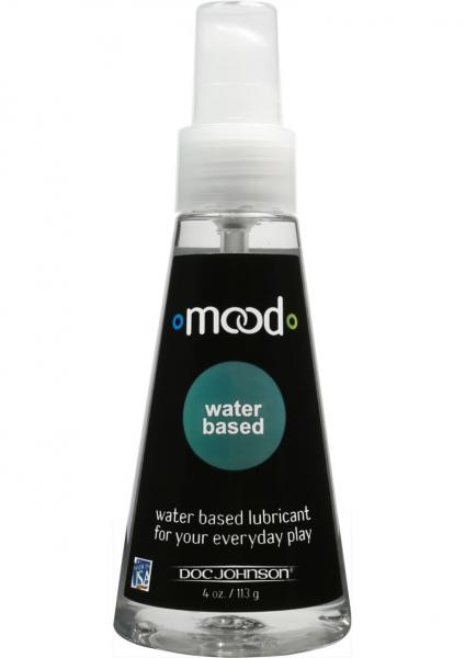 Mood Water Based Lubricant 4 ounces