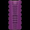Mood Thrill Triple Texture Masturbator Purple