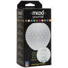 Mood Powerball Massage Beads Clear Stroker