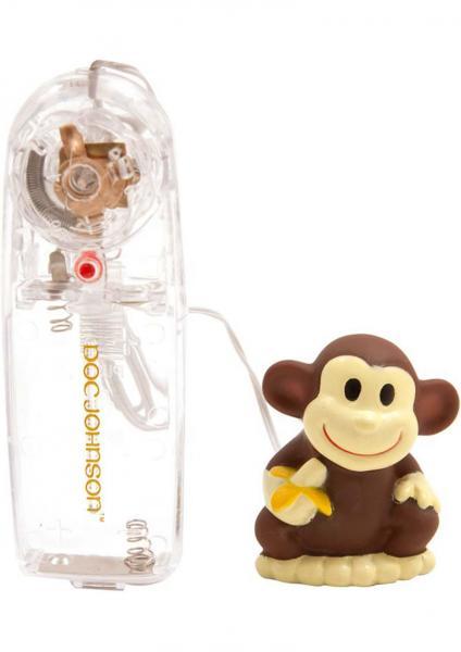 Mini Mini Monkey Vibrating Clitoral Stimulator