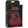 Kink Vibrating Cock Cage With Ball Strap Black