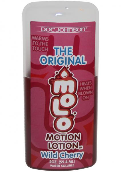 Motion Lotion Water Based Wild Cherry 2 Ounce