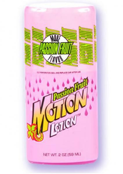 Motion Lotion Water Based Passion Fruit 2 Ounce