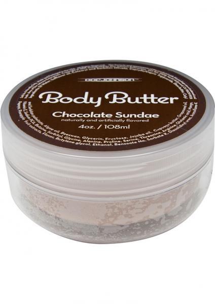 Body Butter Chocolate Sundae 4 Ounce