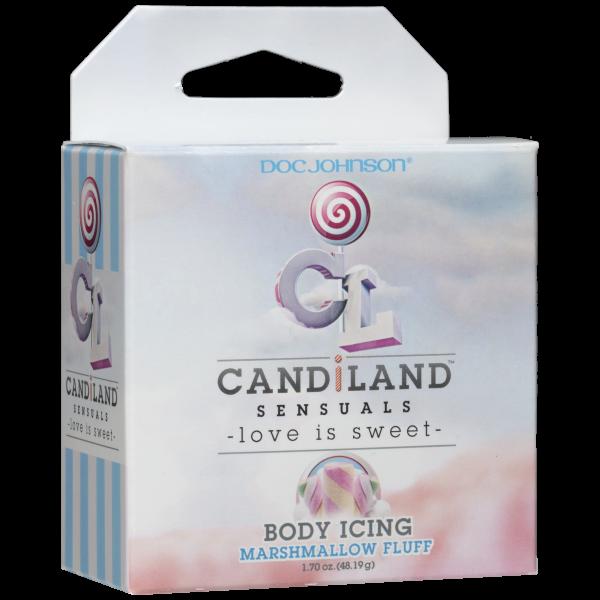 Candiland Body Icing Marshmallow Fluff 1.7oz
