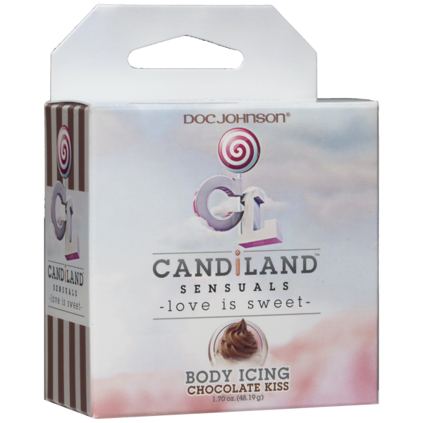 Candiland Body Icing Chocolate Kiss 1.7oz