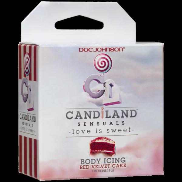 Candiland Body Icing Red Velvet Cake 1.7oz