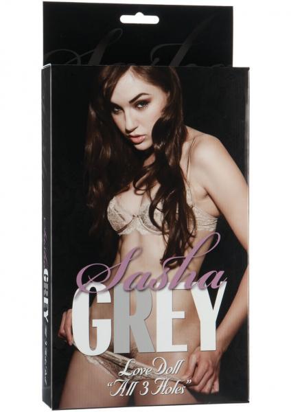Sasha Grey All 3 Holes Love Doll