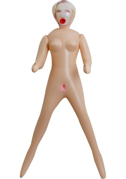 Vivid Savanna Blow Up Doll 3 Hole