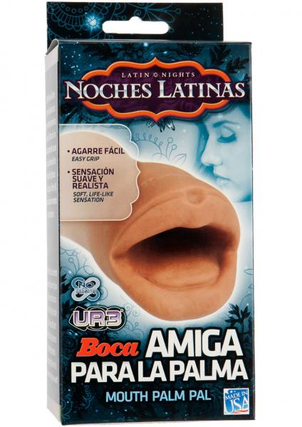 Noches Latinas Latin Nights Mouth Palm Pal Flesh