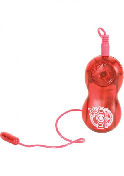 Sophias Petite Treats Micro Bullet Red