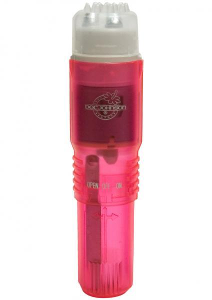 IVibe Pocket Rocket Strawberry Pink