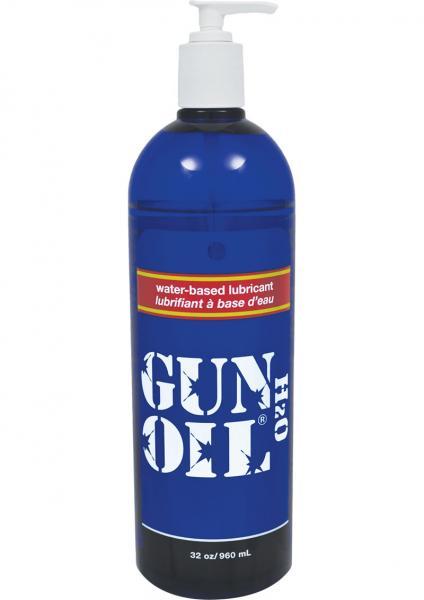 Gun Oil H2O 32 Ounce