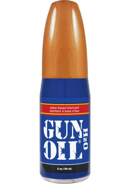 Gun Oil H2O Gel Pump 2 Ounce