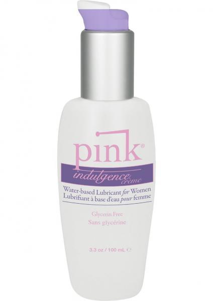 Pink Indulgence Crème Pump 3.3 Ounce