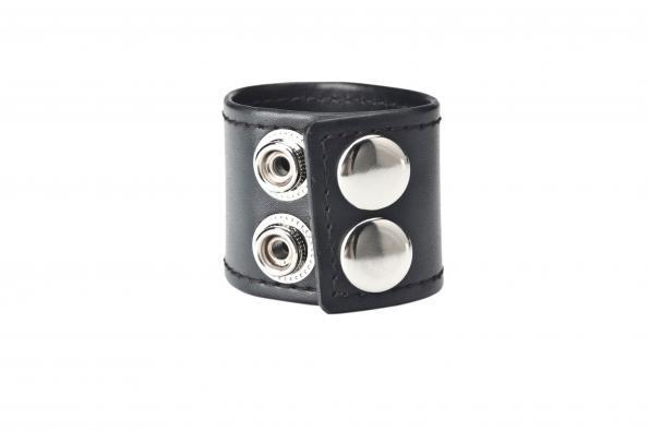 C & B Gear 1.5 inches Snap Ball Stretcher Black