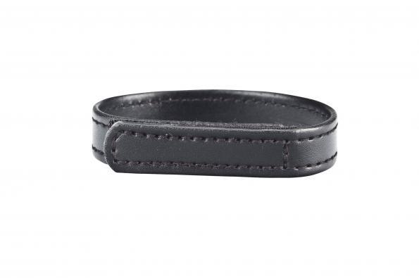 C & B Gear Velcro Cock Ring Black