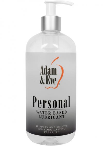 Adam & Eve Personal Water Based Lubricant 16oz