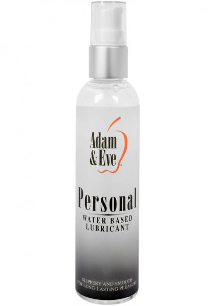 Adam & Eve Personal Water Based Lubricant 8 Ounce
